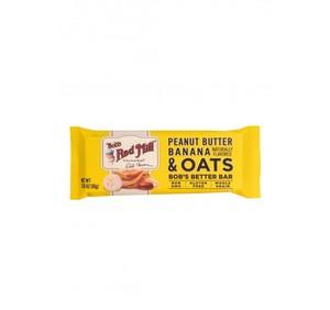 Peanut Butter Banana Oat Bar 50g
