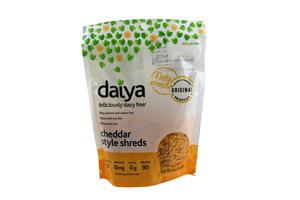 Daiya Cheddar Style Shreds 8oz