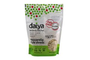 Daiya Mozzarella Style Shreds 8oz