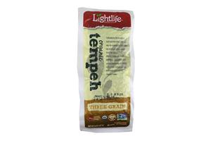 Lightlife Organic 3 Grain Tempeh 8oz