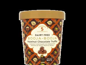 Booja Booja Hazelnut Chocolate Truffle Ice Cream 500ml