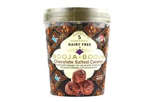 Booja Booja Organic Salted Caramel Ice Cream Cup 500ml