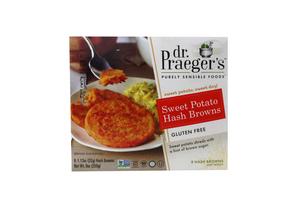 Dr Praeger's Sweet Potato Hash Browns Gluten Free 9oz