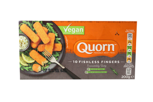 Quorn Fishless Fillet 200g
