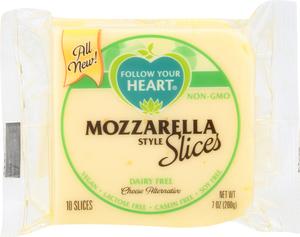 Follow Your Heart Mozzarella Slices 7oz