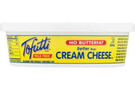 Tofuttti Cream Cheese Garlic & Herbs 8oz