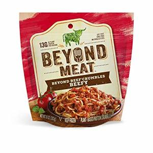 Beyond Meat Beef Crumbles Beefy 10oz