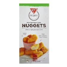 Frys Rice Protein & Chia Gluten Free Nuggets 240g