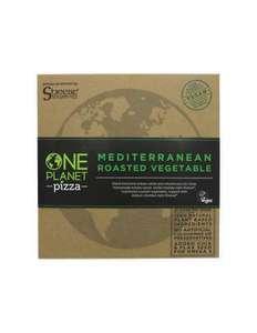 One Planet Mediterrenean Veg Pizza 486g
