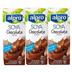 Alpro Chocolate Soy Milk 750ml