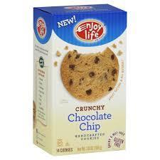 Enjoy Life Crunchy Choco Chip 7oz
