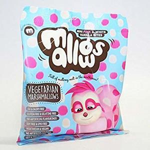Free Mallows Pink & White Mini 75g
