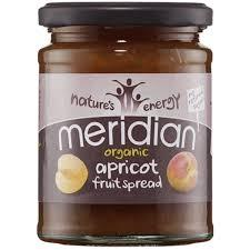 Meridian Organic Apricot Fruit Spread 284g