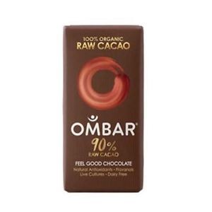 Ombar Organic Cacao Chocolate 35g