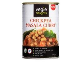 Vegie Delights Chickpea Masala Curry 415g