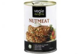 Vegie Delights Nutmeat 415g