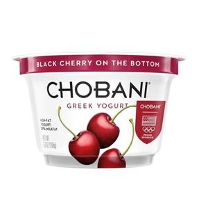Chobani Black Cherry Greek Yoghurt 5.3oz