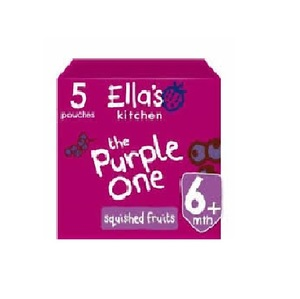 Ellas Kitchen The Purple One 5x90g