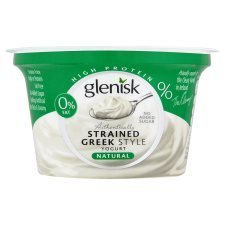 Glenisk Natural Greek Yoghurt 150g