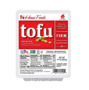 House Foods Tofu Firm Red 14oz