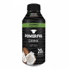 Powerful Coconut Greek Yoghurt Drink 12oz