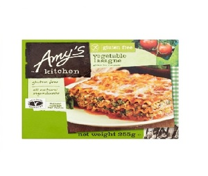 Amy's Kitchen Vegetable Lasagne 255g
