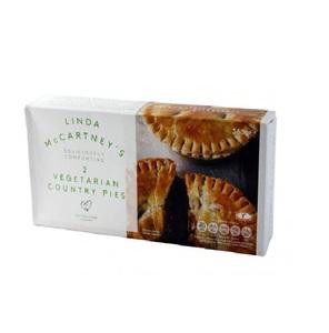 Linda Veg Country Pies 380g