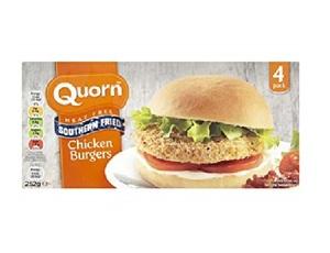 Quorn Chicken Burger 252g