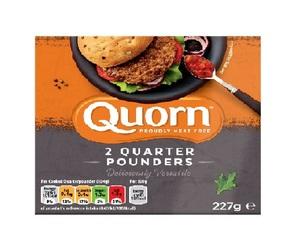 Quorn Quart Pounder 2 227g