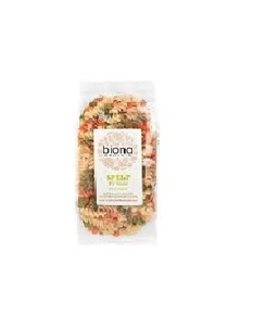 Biona Organic Spelt Fusilli Pasta 250g