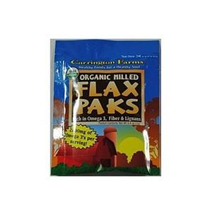 Carrington Farms Organic Flax Seeds 0.4oz