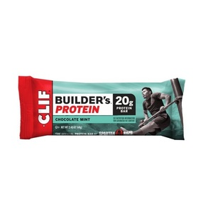 Clif Builders Chocolate & Mint Protein Bar 2.4oz