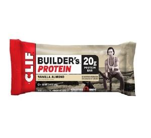 Clif Builders Vanilla & Almond Protein Bar 2.4oz