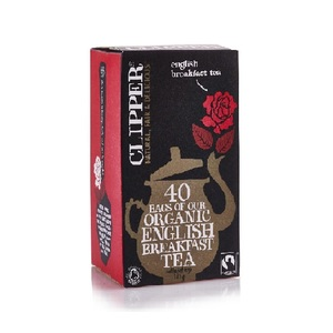 Clipper Organic English Breakfast Tea Bags 125g