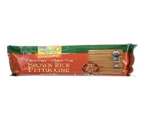 Field Day Organic Brown Rice Fetucin 12oz