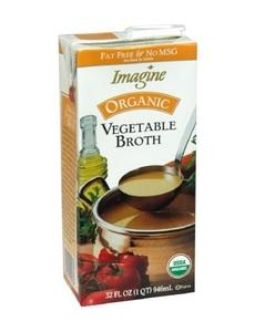 Imagine Organic Vegetable Broth 32oz