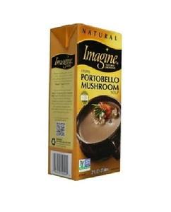 Imagine Organic Cream Portobello Mushroom Soup 32oz