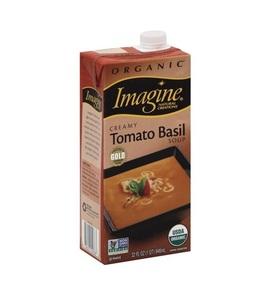 Imagine Organic Cream Tomato Basil Soup 32oz