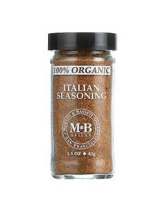 Morton Organic Italian Seasoning 1.5oz