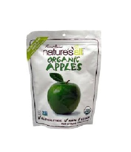 Nature's All Organic Freeze Dried Apples 1.5oz