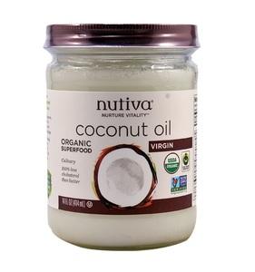 Nutiva Organic Extra Virgin Coconut Oil 14oz