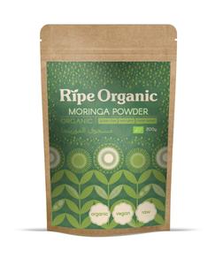 Ripe Organic Moringa Powder 200g
