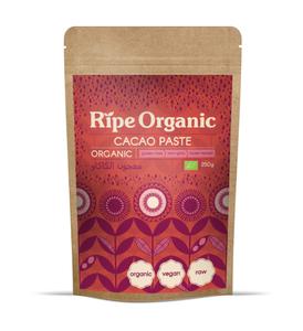 Ripe Organic Cacao Paste 250g