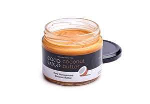 Coco Yogo Toasted Coconut Butter 250 Ml 250ml