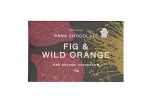 Pana Chocolate Organic Fig & Wild Orange 45 G 45g