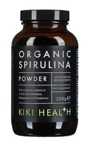 Kiki Health Organic Spirulina Powder 200g