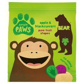 Bear Paws Jungle Apple 20g