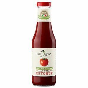 Organic Ketchup   Naturally Sweetened 480g