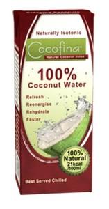 Organic Coconut Water 1L