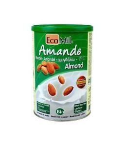 Organic Almond Drink Powder Instant 400g
